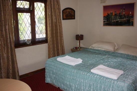 Alnwick Lodge: Double/Twin bedroom