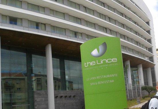 Lince Azores Great Hotel : Fachada principal
