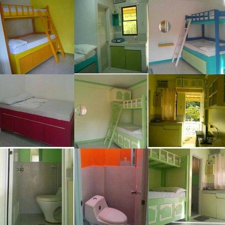 Bambooze Hauz: Guest Rooms