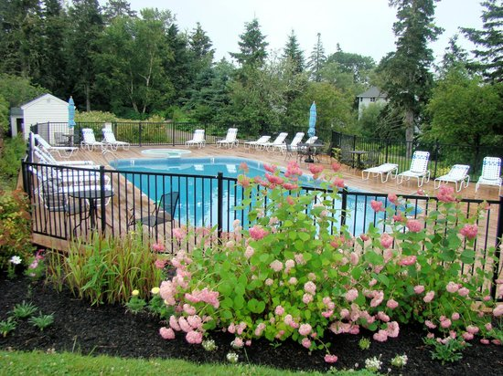 Newagen Seaside Inn: Pool