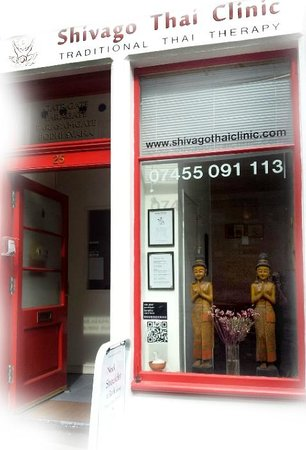 Thai massage scotland