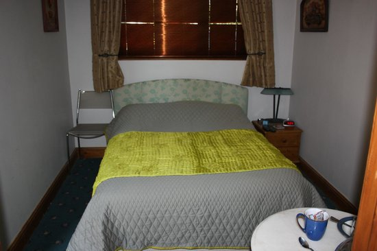 Alnwick Lodge: Double/Single bedroom