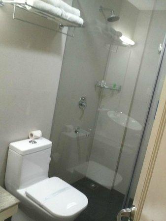 Hotel Millennium Continental: bathroom