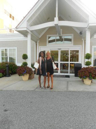 Residence Inn Newport Middletown: Ingresso