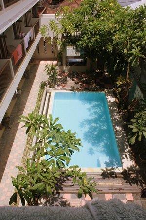 The Kubu Hotel: Pool !