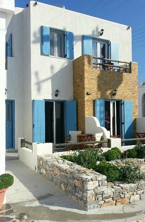 Irakleia, Greece: Alexandra Rooms - Iraklia