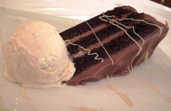 Kimball's Kitchen : Chocolate cake