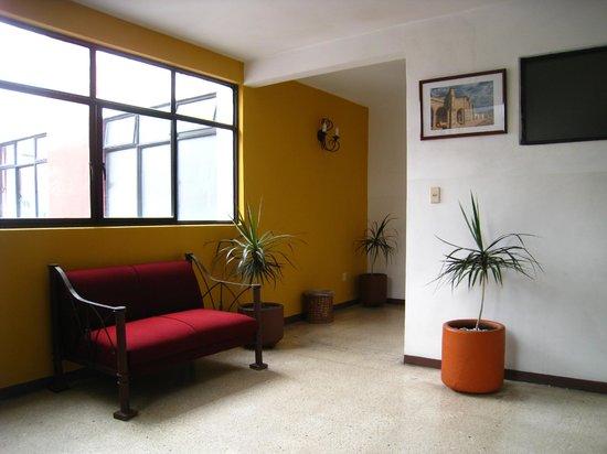 Hotel Parador Crespo: Lobby
