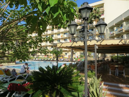 Royal Al-Andalus : Hotel mit Pool