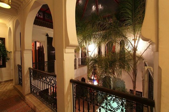 Riad La Porte Rouge : INDOOR