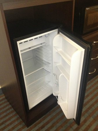 Clarion Hotel & Convention Center: New Refridgerators