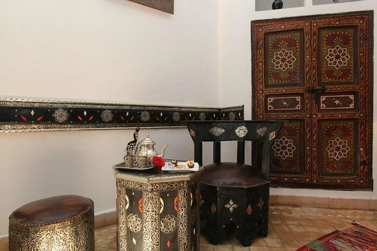 Riad La Porte Rouge: ROOM SALWA