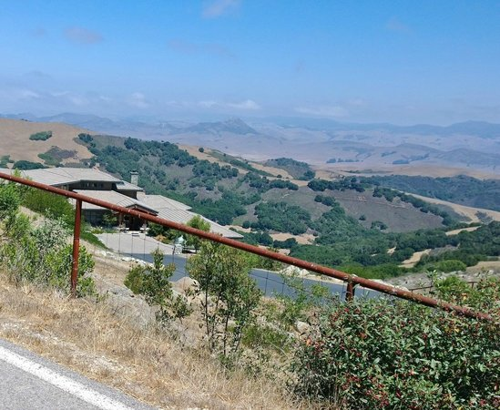Kelsey See Canyon Vineyards: Did I Say Views?