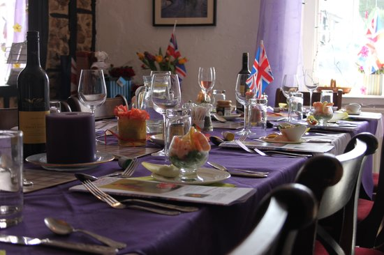 The Old Bakehouse: Functions catered for