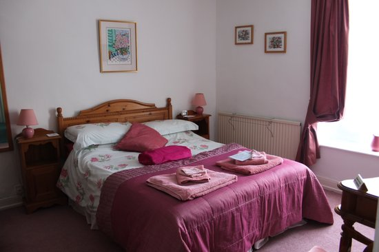 The Old Bakehouse: Comfortable, well equipped ensuite bedrooms