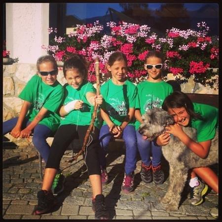 Hotel Vallechiara: felici d'estate