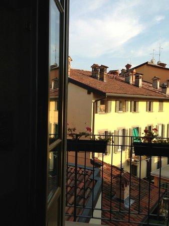Petronilla Hotel: Panorama dalla camera