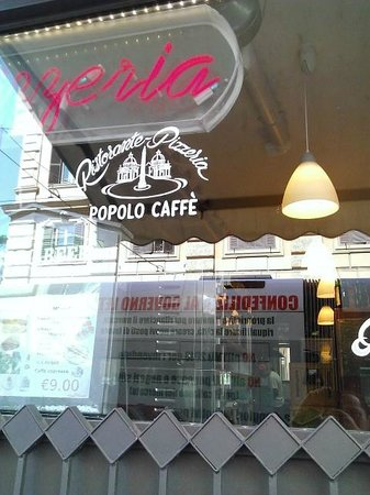 Popolo Caffe : delicious lunch
