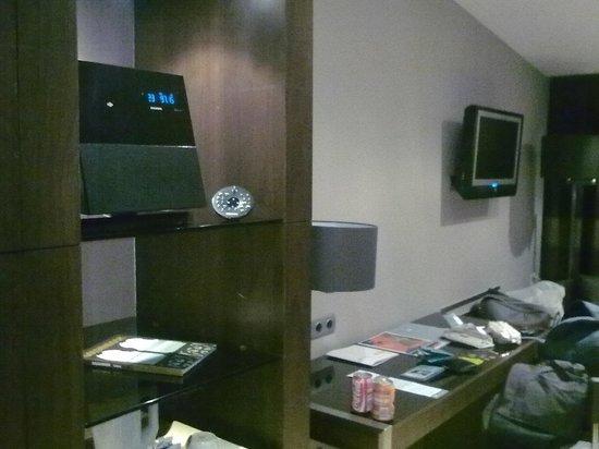 Eurostars Das Letras Hotel : Instalações