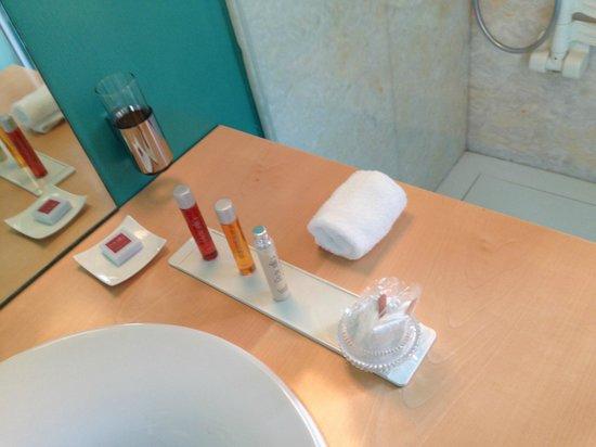 Petronilla Hotel: I saponi in bagno