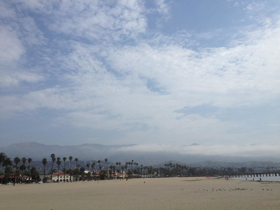 Mason Beach Inn: Santa Barbara, lovely place