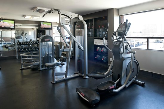 Ramada Plaza Prince George: Fitness Centre