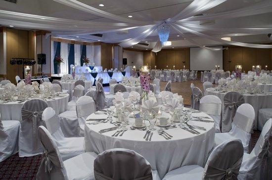 Ramada Plaza Prince George: The Cranbrook Ballroom