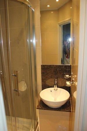 Sidney Hotel London-Victoria: Lavabo