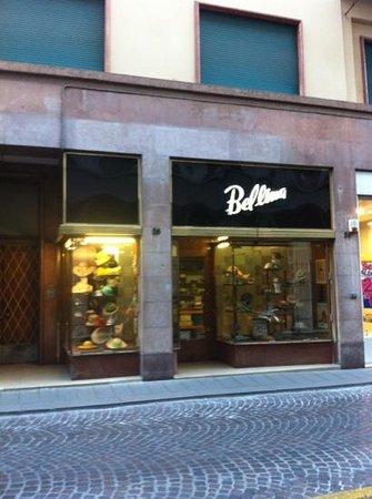 Trewizo, Włochy: il negozio