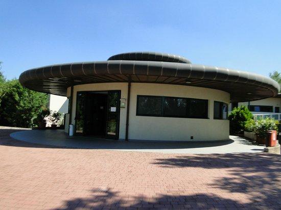 Ghironda Resort : Réception