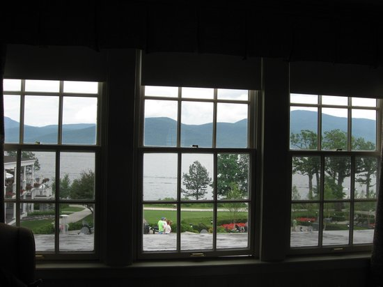 The Sagamore Resort: room view