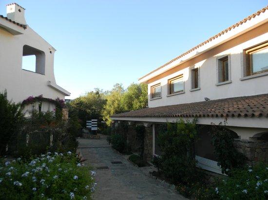Nyce Club Smeralda Village: Villaggio