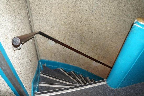 Sphinx Hotel: escada