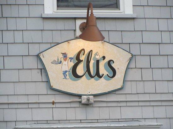 Eli's sign