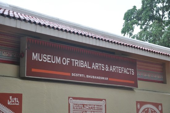 Museum of Tribal Arts & Artifacts: Display Board