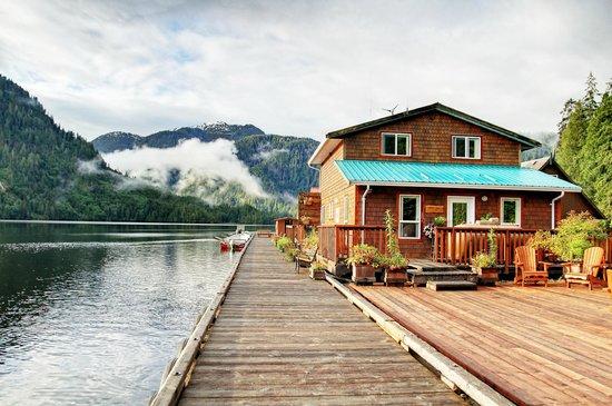 Great Bear Lodge: Morning at the Lodge