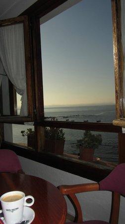 Hotel Patricia: Café