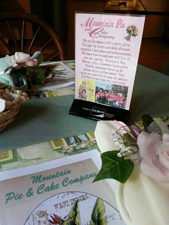 Mountain Pie and Cake Company : Asheville Local Movers Love Mountain Pie & Cake Company Hendersonville, NC!