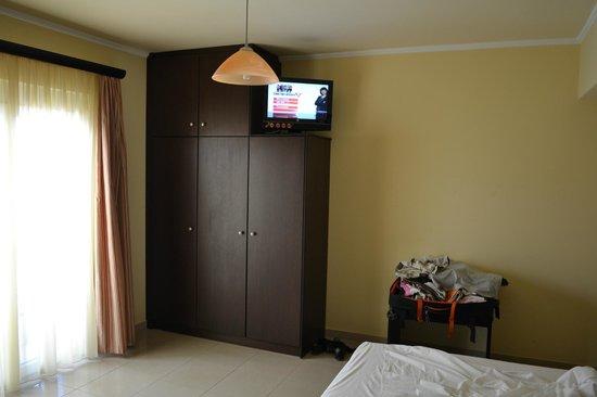 Comfort Hotel: room