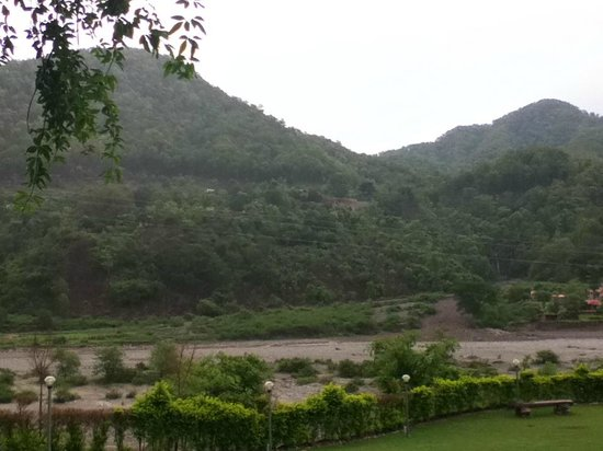 Corbett Heaven Resort : View from room