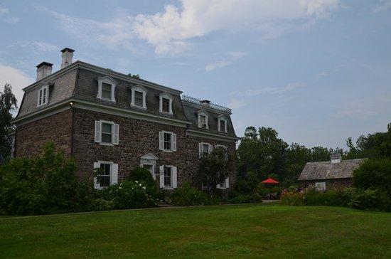 Woolverton Inn: Hotel