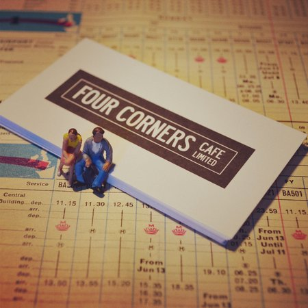 Four Corners Cafe: What's on your bucket list?