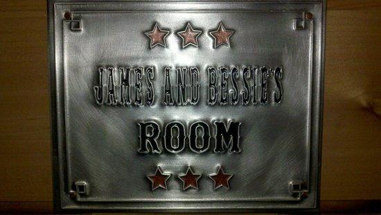 Virgil's Corner Bed & Breakfast: Loved this room.