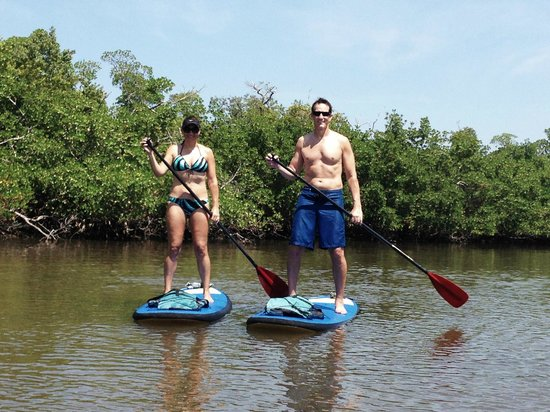 Adventure Sea Kayak: Paddle Board Yoga
