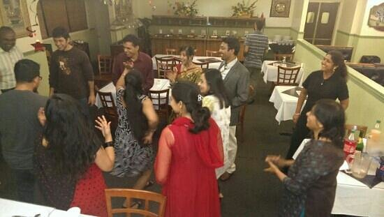 Taj India Indian Restaurant: Taj India