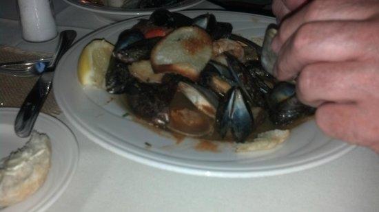 Otter Cove Restaurant: Otter Cove Stew