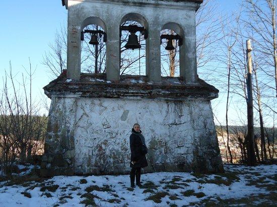 Santa Maria Hotel: старая церковь на горе