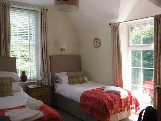 Gwesty Gwernan Hotel: The Room
