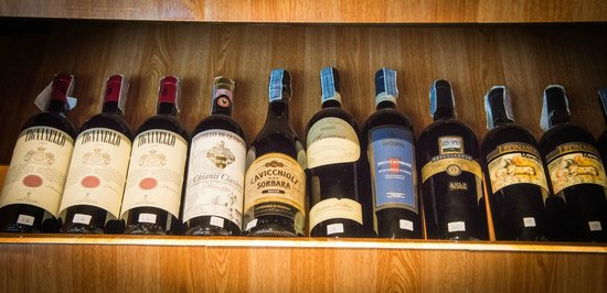 Leo & Mas Ristorante Italiano e Pizzeria: Wines Selection