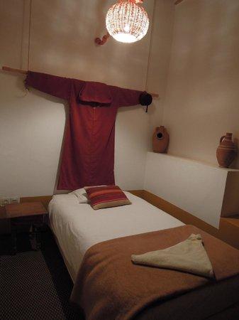 Kasbah Dar Essalam : magnifique chambre à thème gardée jalousement par TARIK